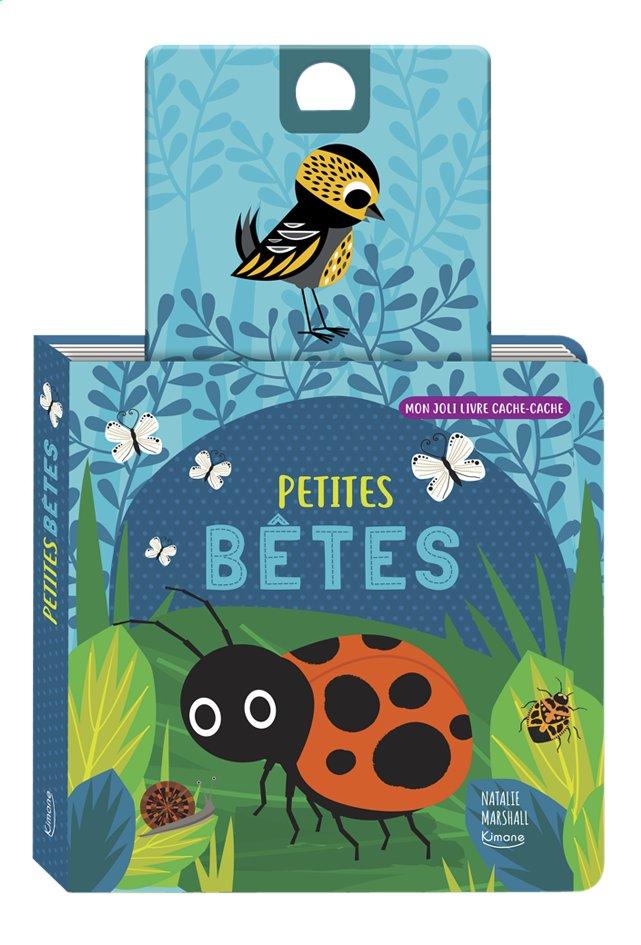Image pour Livre pour bébé Mon joli livre cache-cache Petites créatures à partir de Dreambaby
