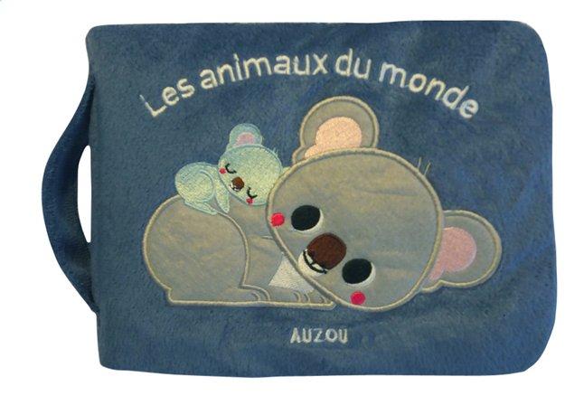 Image pour Livre en tissu Les animaux du monde Auzou Unicef à partir de Dreambaby