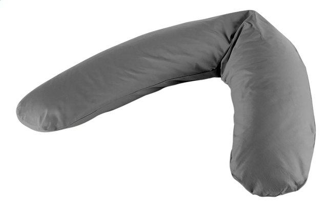 Image pour Theraline Housse pour coussin de positionnement et d'allaitement Comfort grey à partir de Dreambaby