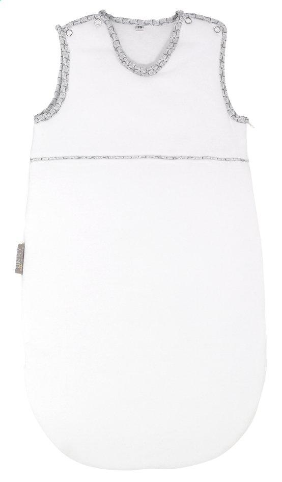 Image pour Timmy Sleepers Sac de couchage d'hiver Soft Grey 70 cm blanc à partir de Dreambaby