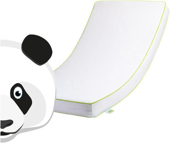 ABZ Panda Matras voor babybed B 60 x L 120 cm