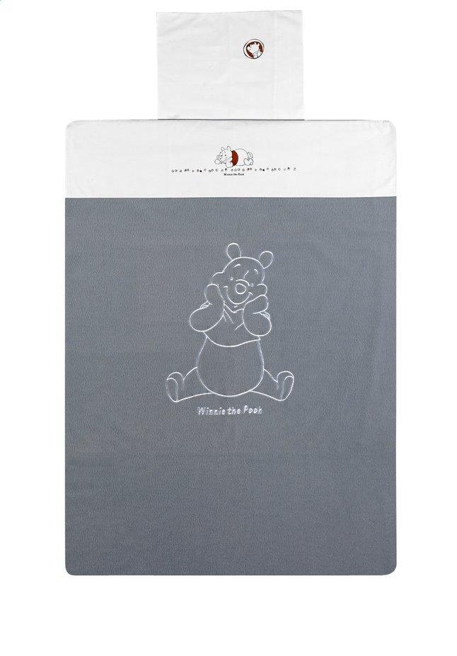 Image pour Drap pour berceau ou parc Winnie Sunny Days écru coton à partir de Dreambaby