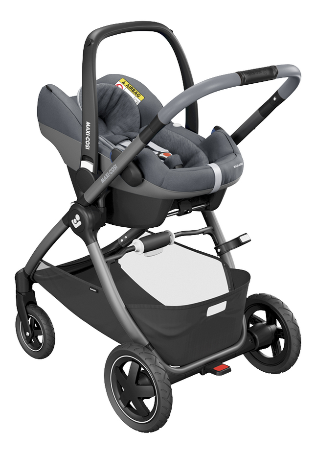 Maxi-Cosi Wandelwagen Adorra essential graphite
