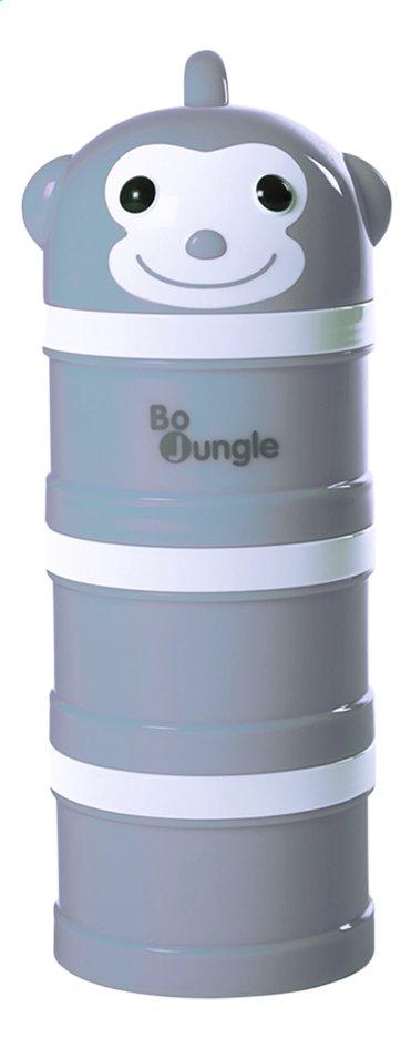 Afbeelding van Bo Jungle Doseerdoos voor poedermelk B-Dose aap grijs from Dreambaby
