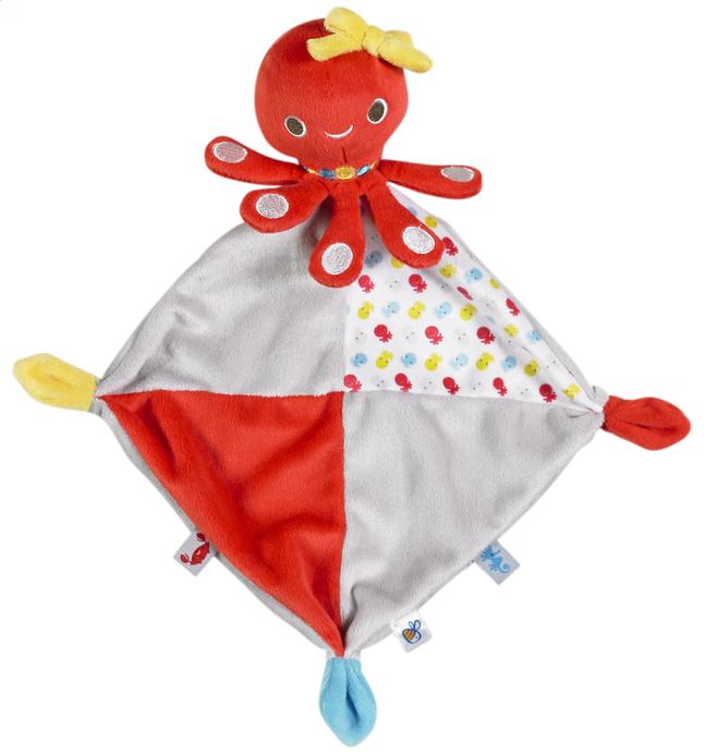 Image pour Dreambee Doudou Otto rouge à partir de Dreambaby
