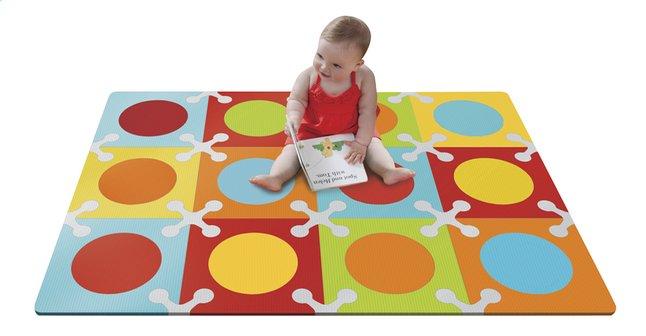 Image pour Skip*Hop Tapis-puzzle Playspot Brights - 12 pièces à partir de Dreambaby