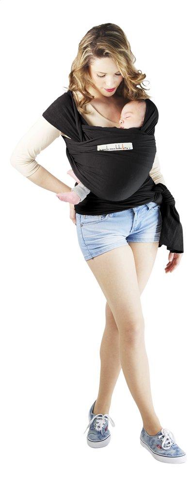 Image pour Je porte mon bebe Écharpe de portage extensible Basic black à  partir de Dreambaby cc34cd5a56d