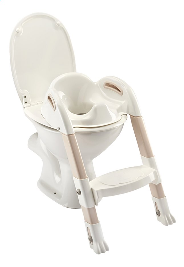 Afbeelding van Thermobaby Wc-brilverkleiner Kiddyloo marron from Dreambaby