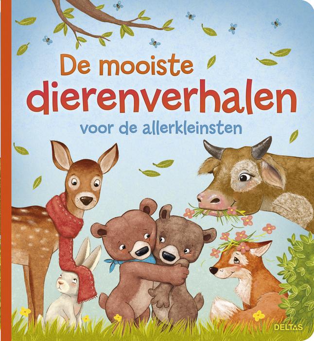 Babyboek De mooiste dierenverhalen voor de allerkleinsten