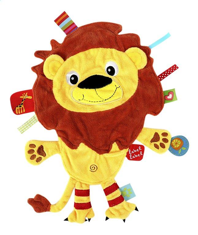 Image pour Label-label Doudou Friends Lion 31.5 cm à partir de Dreambaby