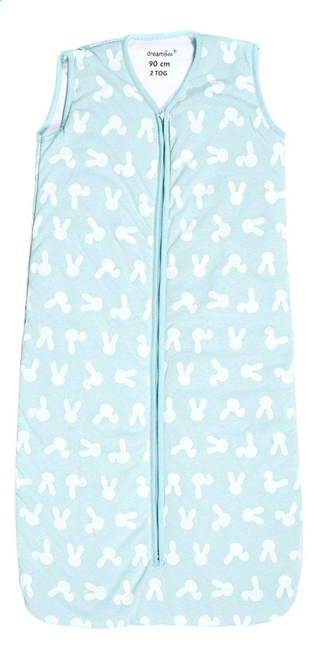 Dreambee Sac de couchage Nino coton menthe 90 cm