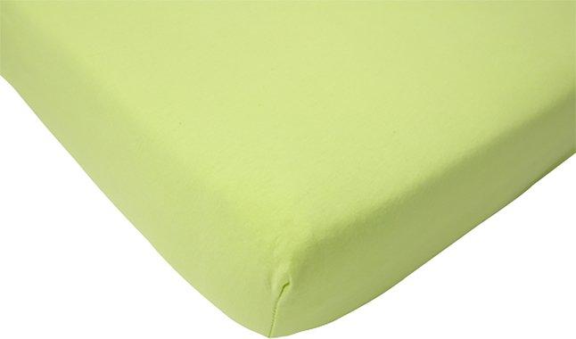 Image pour Dreambee Drap-housse pour parc Essentials vert citron jersey de coton Lg 75 x L 95 cm à partir de Dreambaby