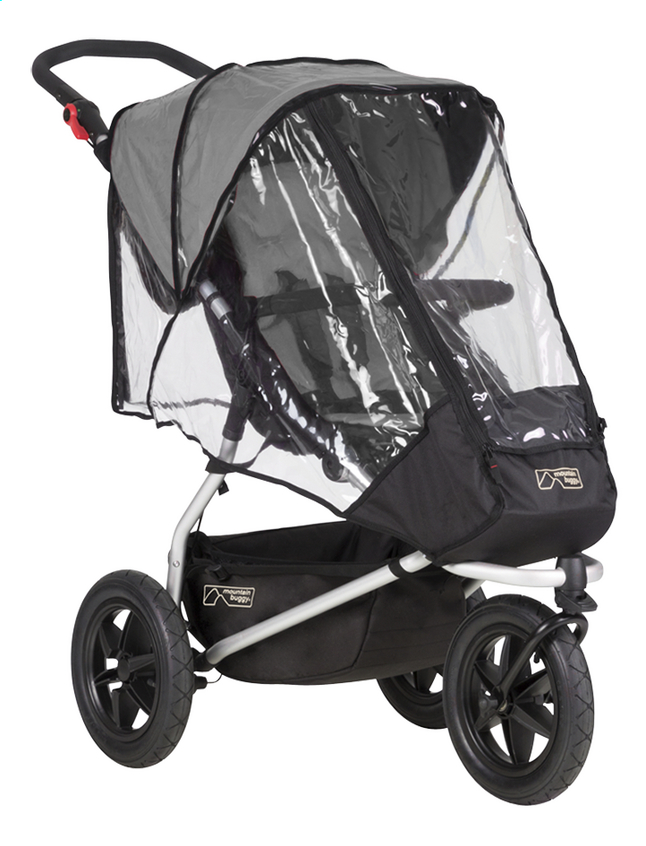 Afbeelding van Mountain Buggy Regenhoes Urban Jungle from Dreambaby