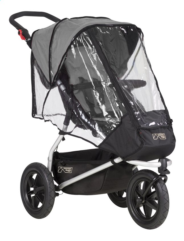 Image pour Mountain Buggy Habillage de pluie Urban Jungle à partir de Dreambaby