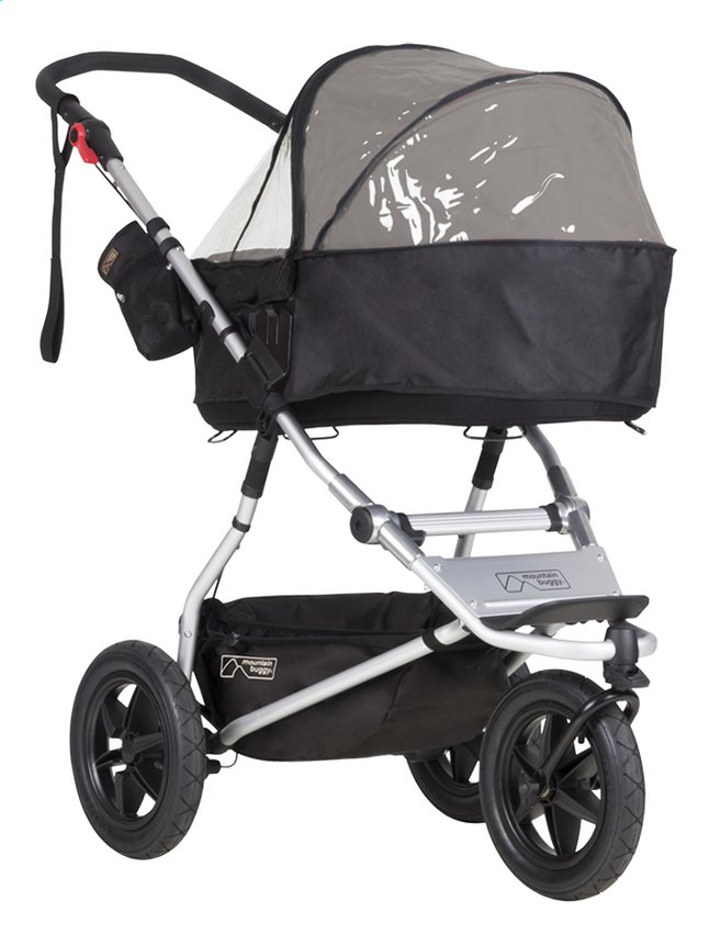 Afbeelding van Mountain Buggy Regenhoes voor draagmand Urban Jungle from Dreambaby