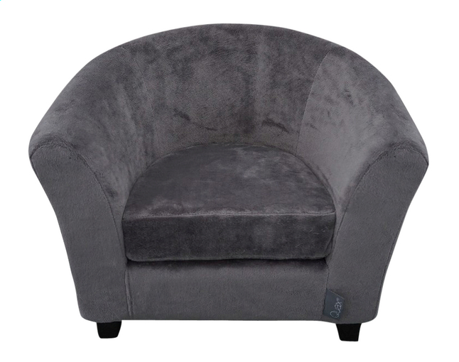 Afbeelding van Quax Kinderzetel Sofa dark grey from Dreambaby
