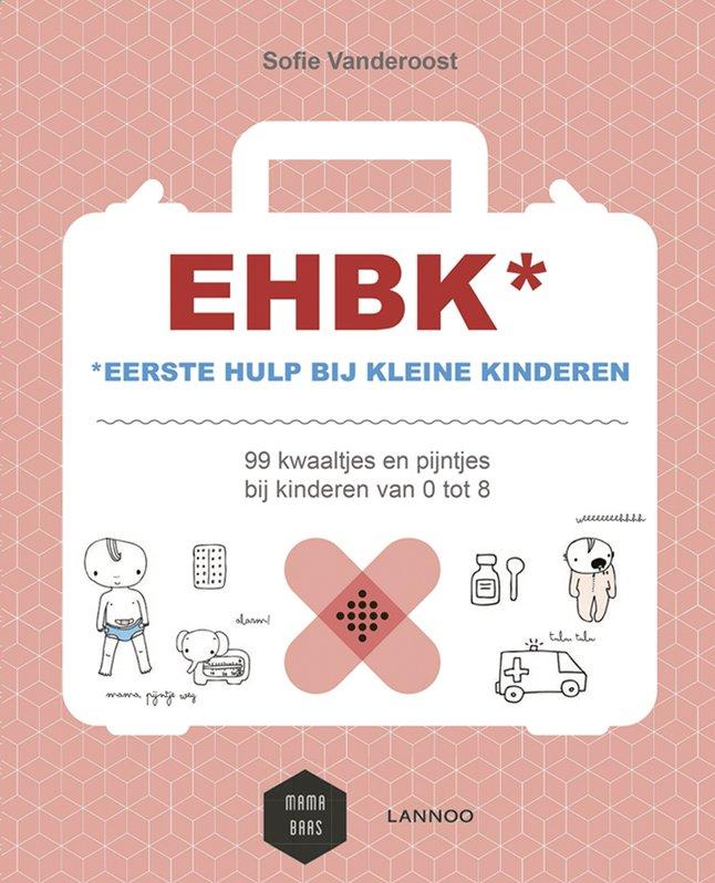 Afbeelding van Boek Mama baas EHBK (Eerste hulp bij kleine kinderen) from Dreambaby