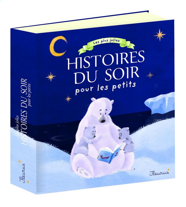 Afbeelding van Babyboek Les plus jolies histoires du soir pour les petits FR from Dreambaby