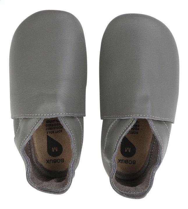 Image pour Bobux Chaussons Soft sole Classic gris à partir de Dreambaby