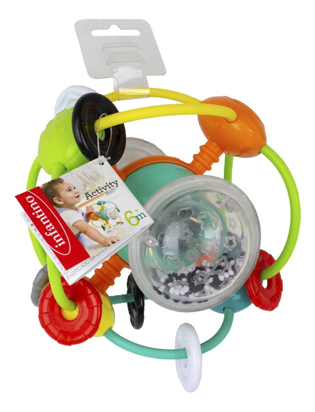 Infantino Jouet d'activité Magic Beads Ballon
