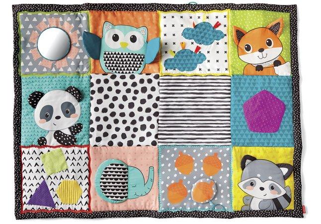 Infantino Speeltapijt Fold & Go Giant discovery mat
