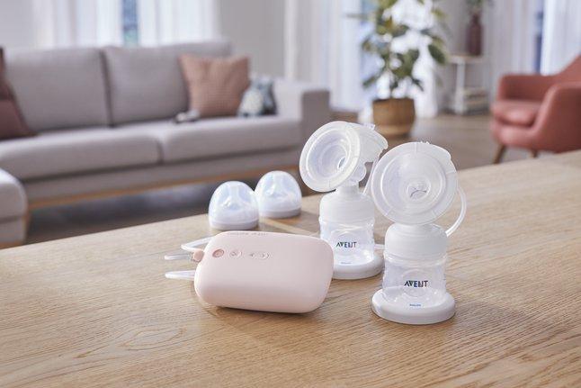Philips Avent Dubbele Elektrische Borstkolf Ultra Comfort Dreambaby