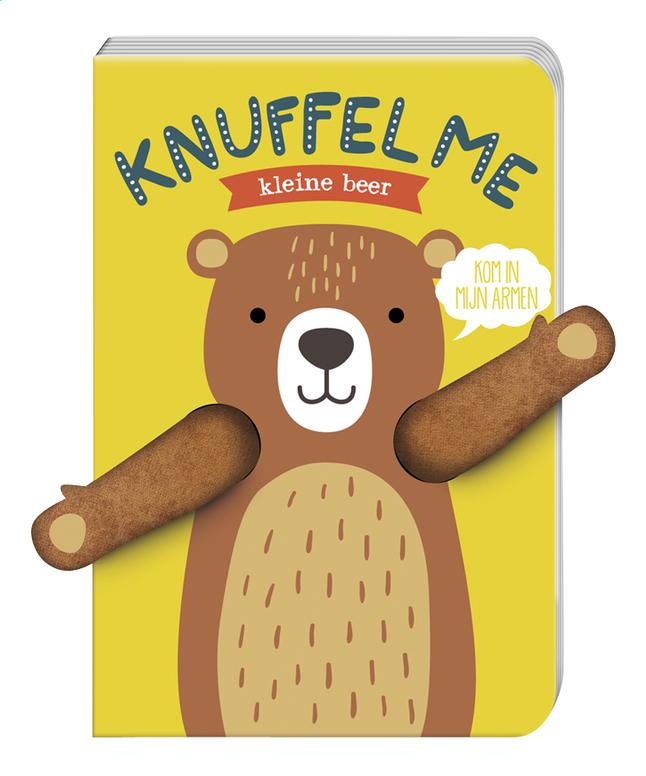 Afbeelding van Babyboek Knuffel me, Kleine beer from Dreambaby