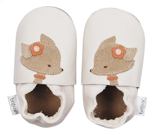Image pour Bobux Chaussons Soft sole biche écru à partir de Dreambaby
