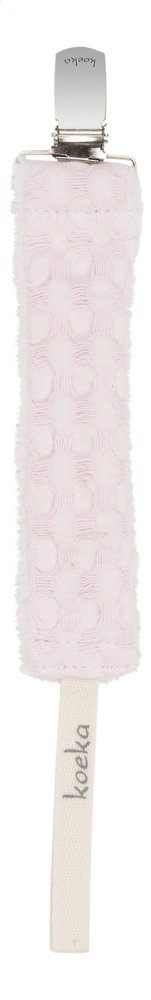 Image pour Koeka Attache-sucette Oslo old pink à partir de Dreambaby