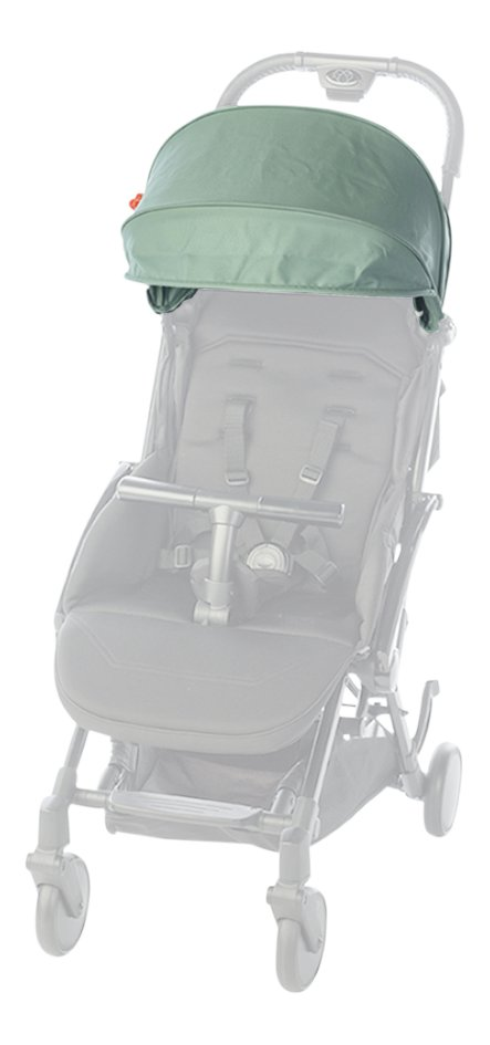Pericles Capote pare-soleil Buggy XS Comfort Plus menthe
