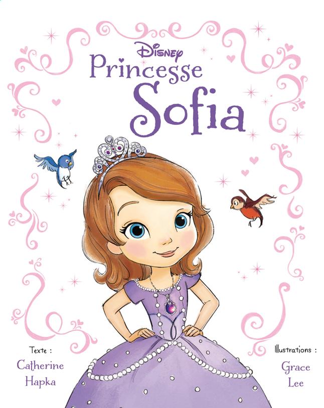 Image pour Disney Livre pour bébé Princesse Sofia à partir de Dreambaby