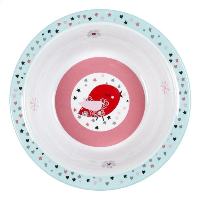 Image pour Lässig Assiette creuse Sugarbird rose à partir de Dreambaby