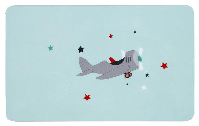 Image pour Lässig Planche à pain Little Airplane bleu à partir de Dreambaby