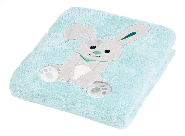 Dreambee Deken voor bed Nino munt soft fleece
