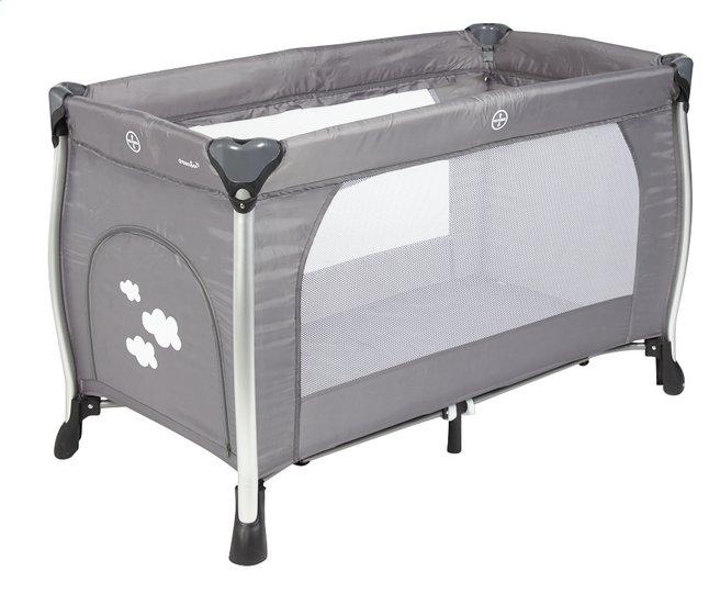 Afbeelding van Dreambee Reisbed Essentials Luxury grijs from Dreambaby
