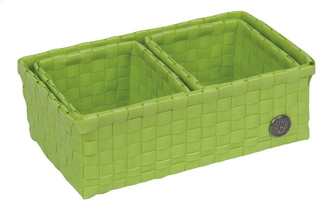 Afbeelding van Handed By Opbergmand Volterra apple green from Dreambaby