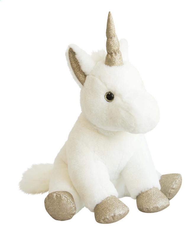 Peluche Licorne Peluche-Licorne; DOUDOU Unicorn
