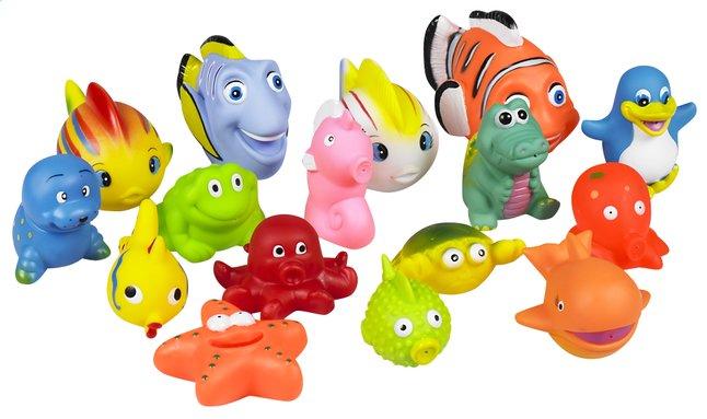 Afbeelding van DreamLand Badspeelgoed Mijn vriendjes van de diepzee from Dreambaby