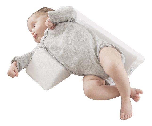Afbeelding van doomoo basics Zijligkussen Baby sleep from Dreambaby