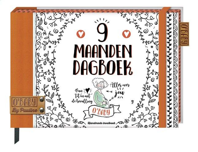 Afbeelding van Babydagboek O'baby 9 maanden boek from Dreambaby