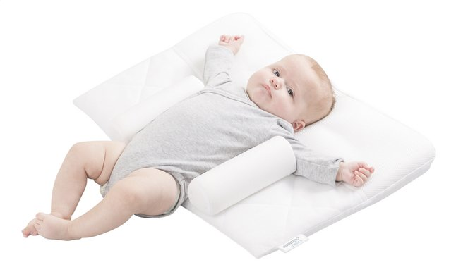Afbeelding van doomoo basics Rugligkussen Supreme Sleep Large from Dreambaby