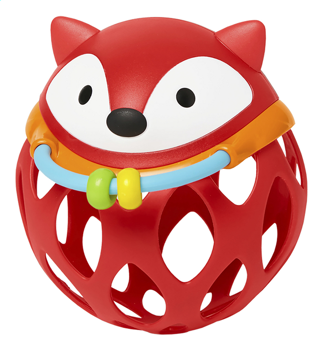 Skip*Hop Rammelaar Roll Around Rattle fox