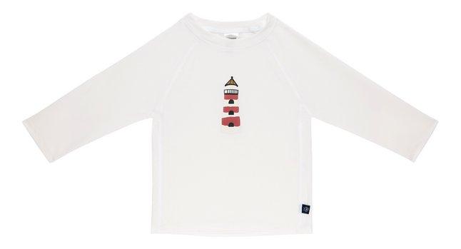 Lässig T-shirt Phare blanc