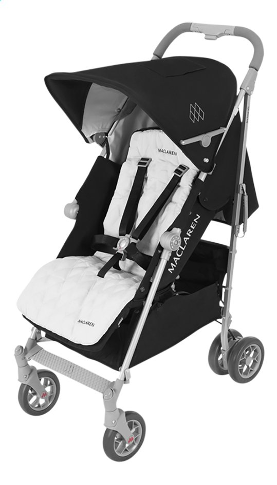 Afbeelding van Maclaren Buggy Techno XLR black/silver from Dreambaby