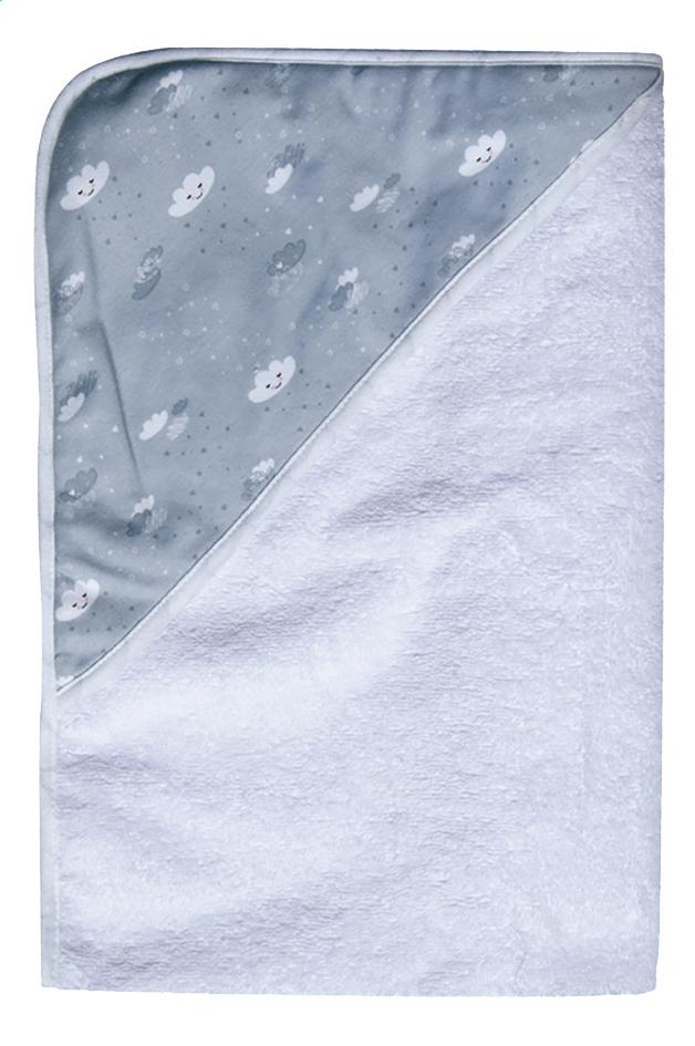 Image pour Luma Cape de bain Lovely Sky gris à partir de Dreambaby