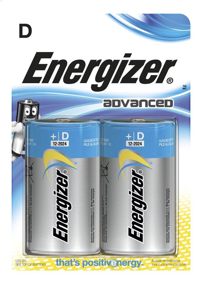 Afbeelding van Energizer D-batterij Advanced - 2 stuks from Dreambaby