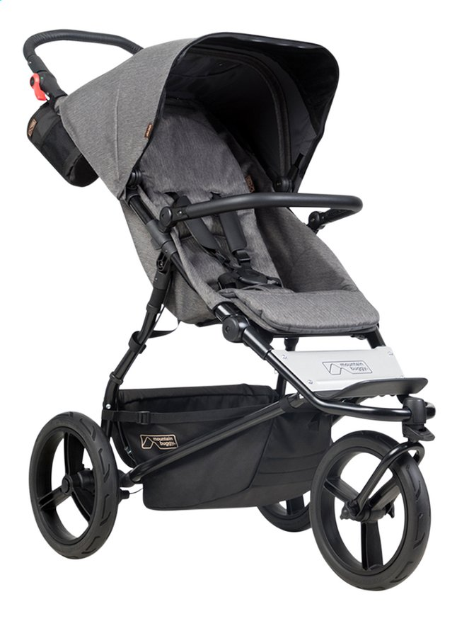 Afbeelding van Mountain Buggy Wandelwagen Urban Jungle V3 Luxury collection herringbone from Dreambaby