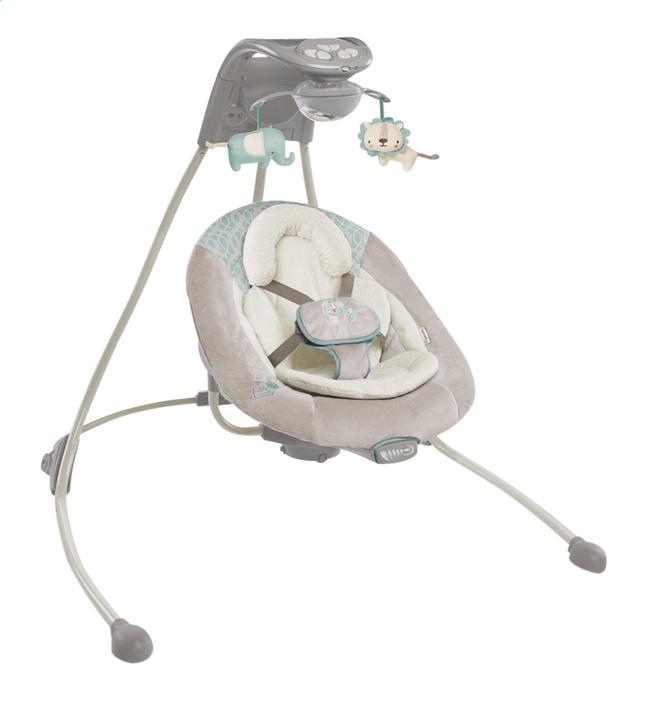 Afbeelding van Ingenuity Babyswing Inlighten Cradling Swing Cambridge from Dreambaby
