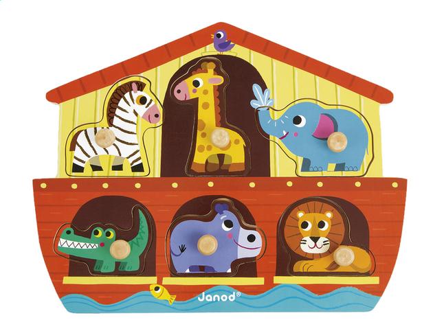 Image pour Janod Puzzle Arche de Noé à partir de Dreambaby