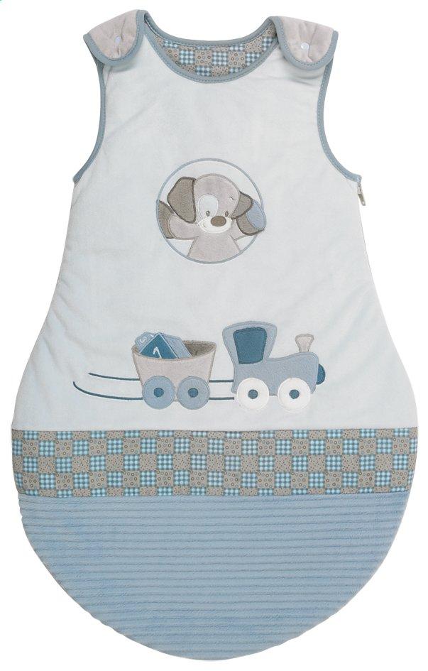 Image pour Nattou Sac de couchage d'hiver Gaston & Cyril 70 cm bleu/brun à partir de Dreambaby